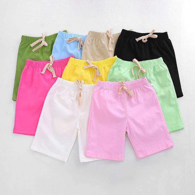 girls summer top and leggings shorts// 3//4 bottoms kids beach holiday wear