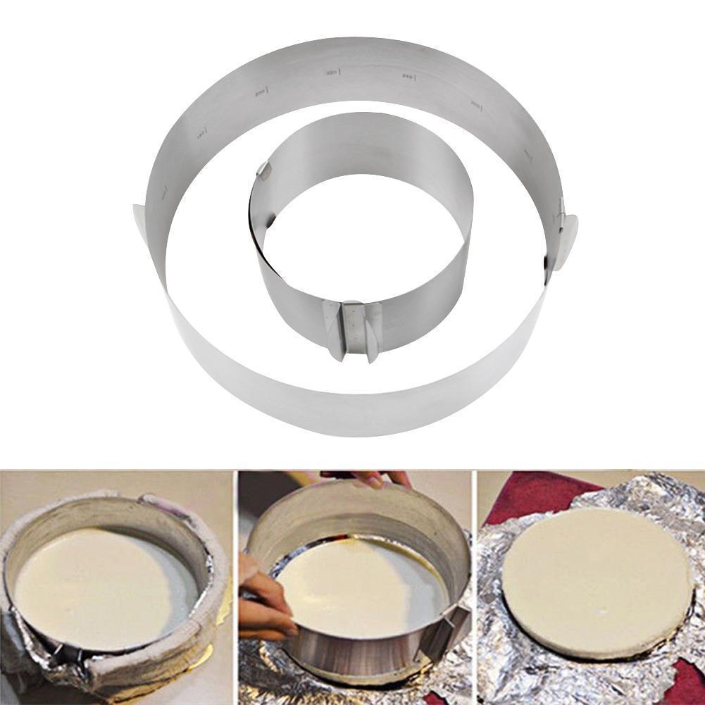 3pcs Knödel Wrapper Cutter Küche Schimmel Kuchenform Edelstahl Küche Werkzeug DE