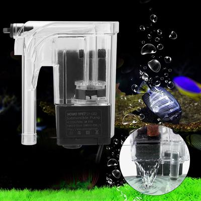 External Hanging Fish Tank Aquarium Filter Pump For Water Filtration 220v Cn Plug Xp 06 Buy At A Low Prices On Joom E Commerce Platform