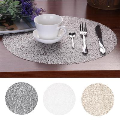 Crystal Placemats Table Mat Heat Resistant Coaster Tablewear Home Hotel Coffee