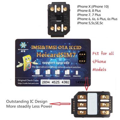 Perfect Unlock Turbo SIM Card Nano-SIM for iPhone XR XS Max iOS 12