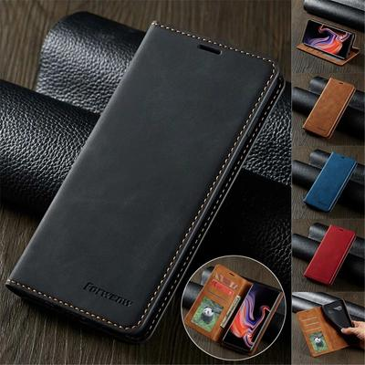 Ultra Thin Flip Leather Stand Photo Card Slot Magnetic Cover Phone Wallet Case For Xiaomi Redmi/iPhone/Samsung/Huawei