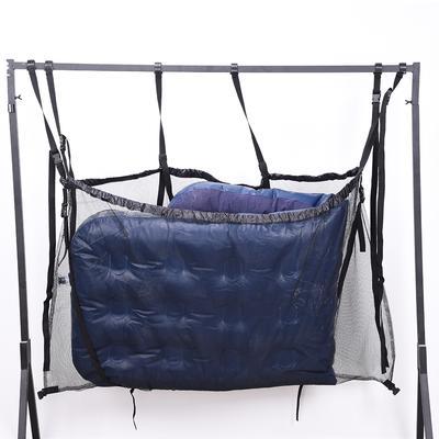 Hanging Pool Storage Bag Large Capacity Swimming Pool Mesh Bag Football Basketball Organizer Bag Clutter Storage Net Bag Household Sundries Storage Bag