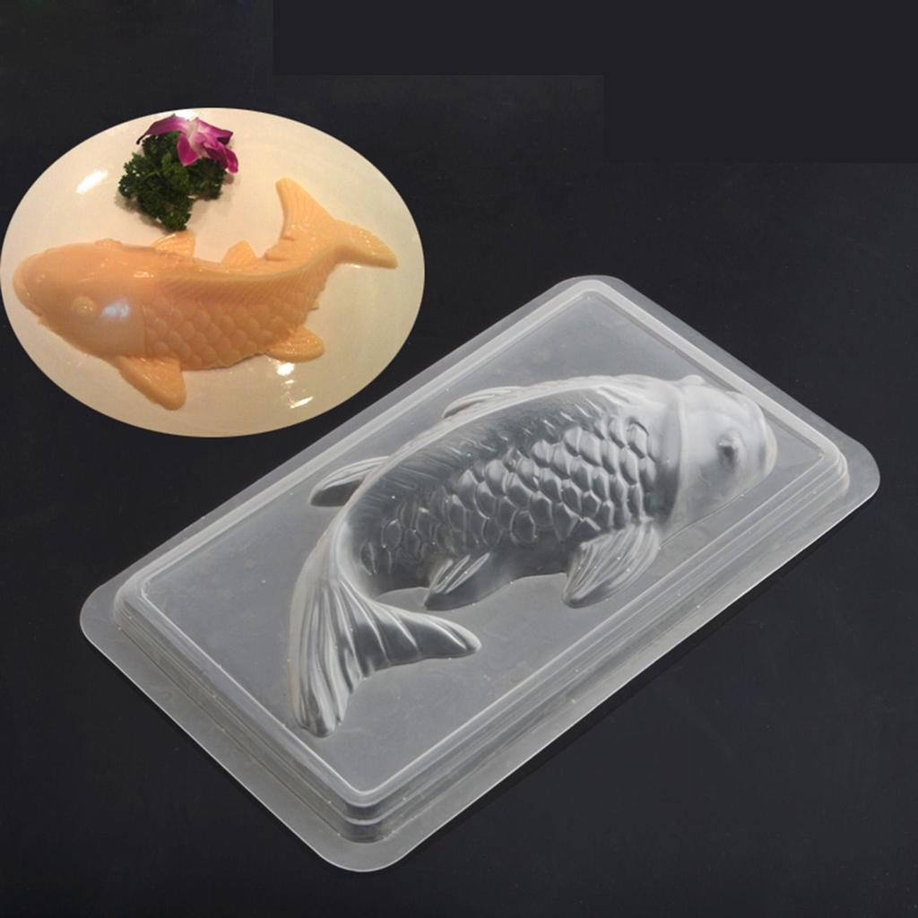 Buy Koi Fish Cake Chocolate Molds Pan Jelly Handmade Sugar Craft Mold Mould Cute At Affordable Prices Free Shipping Real Reviews With Photos Joom