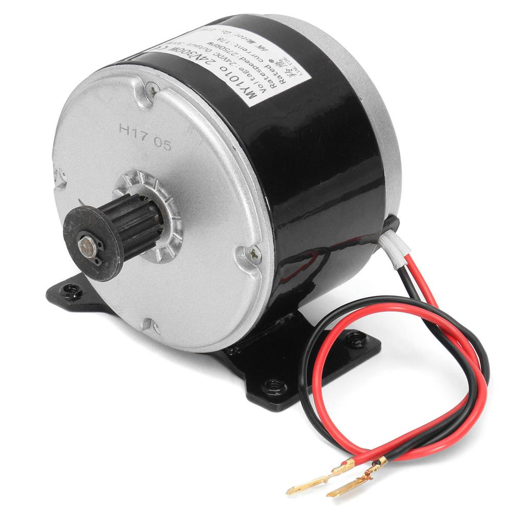 12V 120W DC Electric Motor Brushed 3500RPM For E Bike Scooter Vehicle MY6812