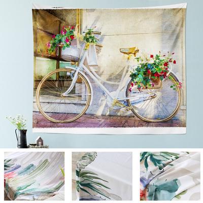гобелен велосипед