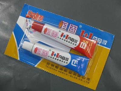 Clear Bond Quick-drying Glue Super Strong Adhesive Metal