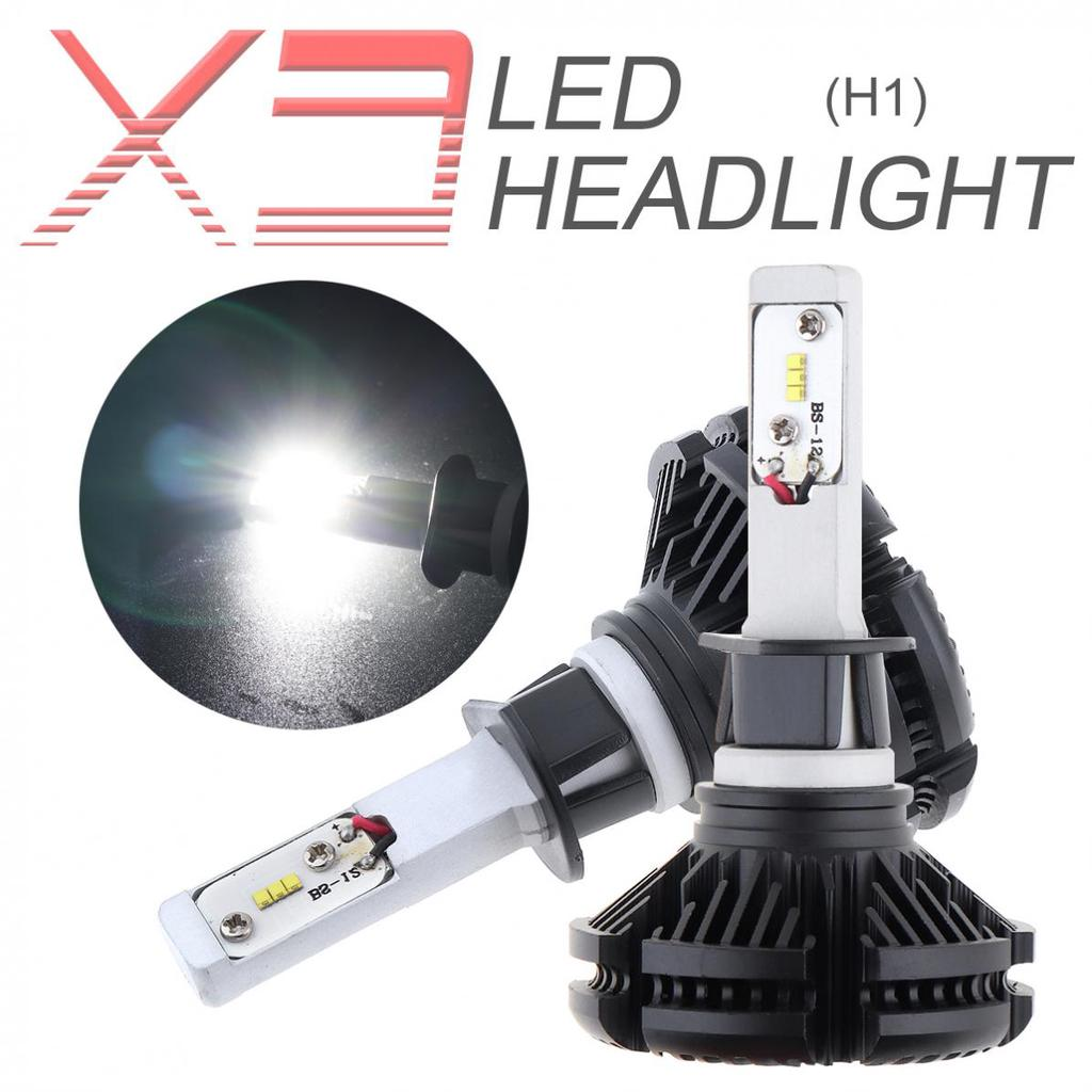 2x H7 30SMD Projector LED Fog Light Bulbs Car Driving Lamp DRL 10000K Ultra Blue