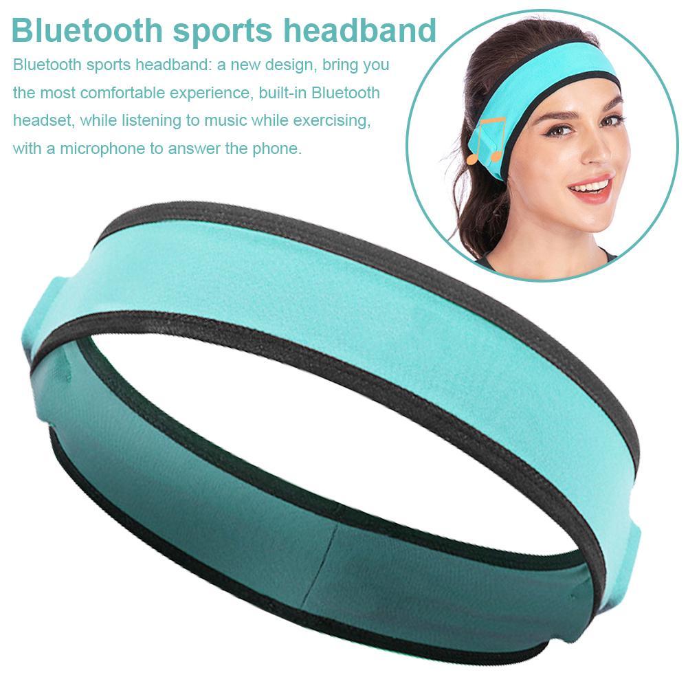 Wireless Bluetooth Headband Comfortable Music Headset Fitness Sports Outdoor Run Gym Sleep For Joggi Buy At A Low Prices On Joom E Commerce Platform