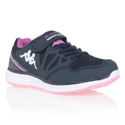 KAPPA Low Trainers - Kids - Navy and