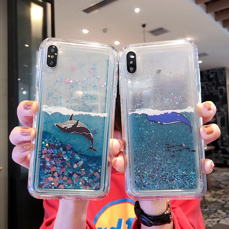 Для Samsung S10 S10E S10 A50 S8 S9 плюс мягкая TPU Quicksand мобильный телефон чехол для Huawei P30 P30 Lite