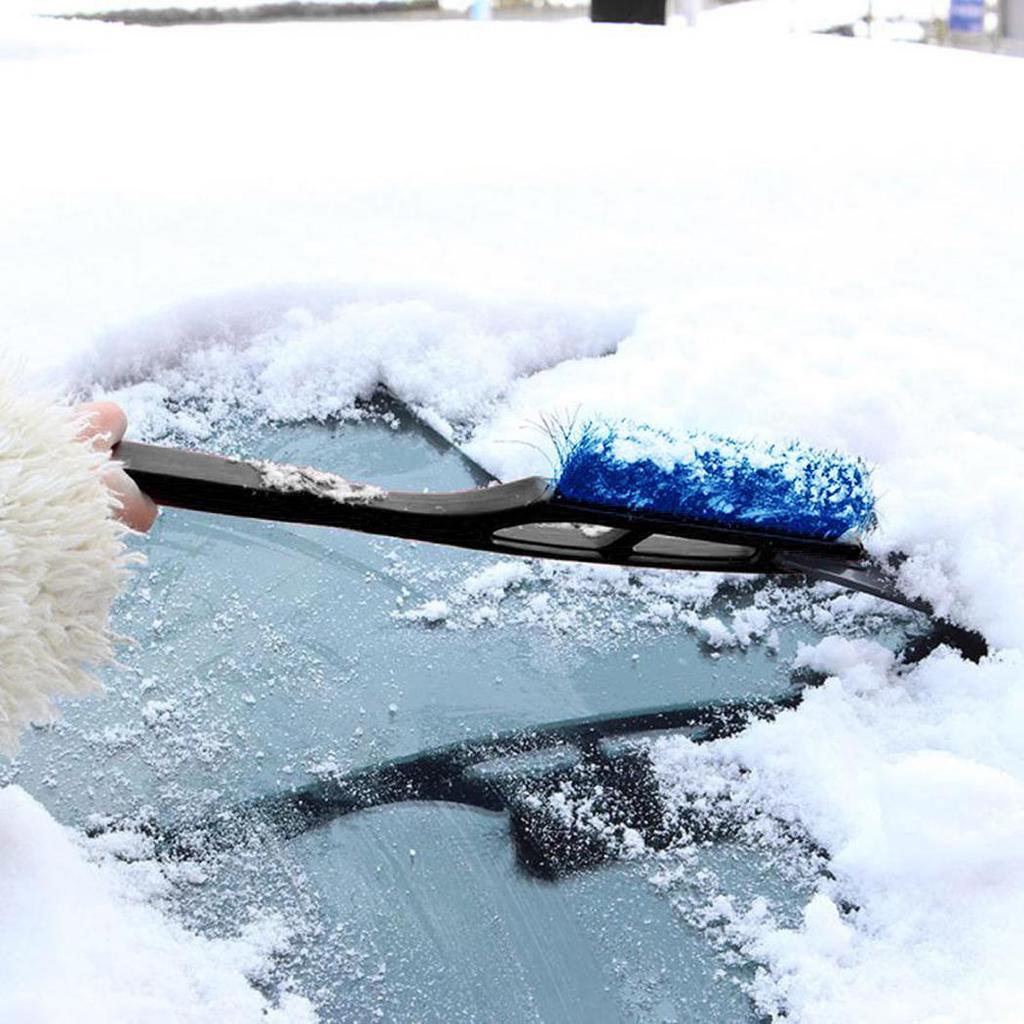 Heavy Duty Ice Scraper for Car Window Windscreen Frost Snow Winter Clean ABS PC