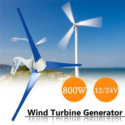 1200W 12/24V 3/5 Blades Wind Turbine Generator Charge