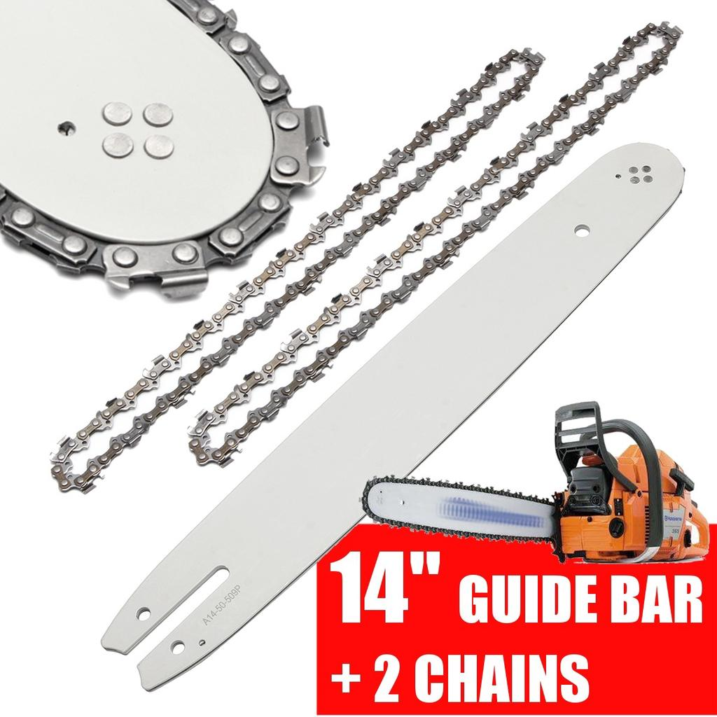 """Chain Blade for Stihl MS170 MS180 MS171 MS181 16/"""" Chainsaw Bar 3//8 55DL .043"""