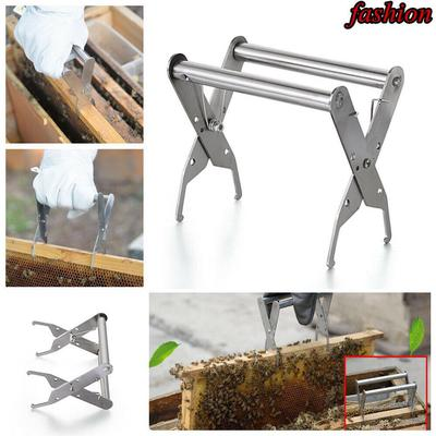 Bee Hive Frame Holder Lifter Capture Gripping Tool Beekeeping Equipment