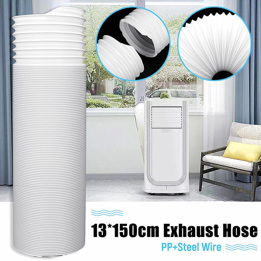 1.5m Universal Portable Air Conditioner Exhaust Hose Tube 15cm Diameter Vent