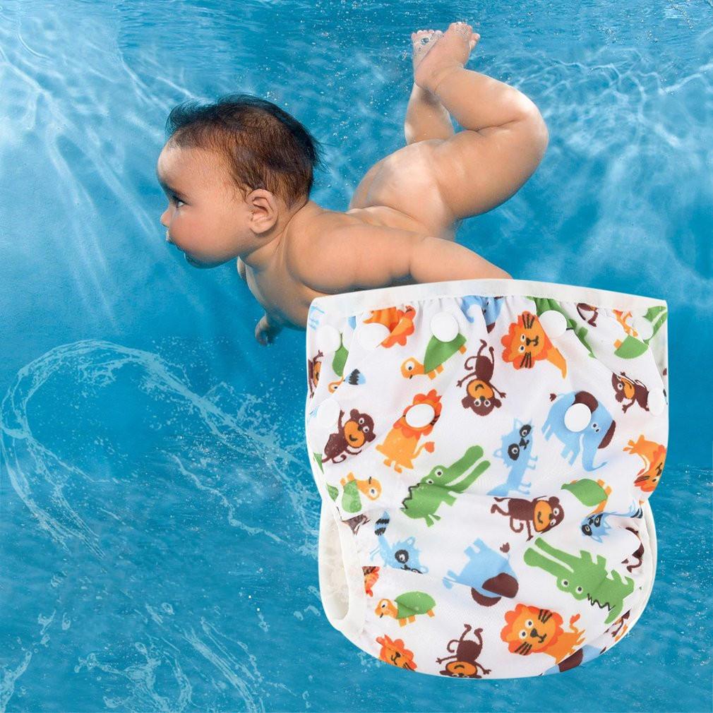 Waterproof Adjustable Size Pocket Skulls Bamboo Toilet Training Pants