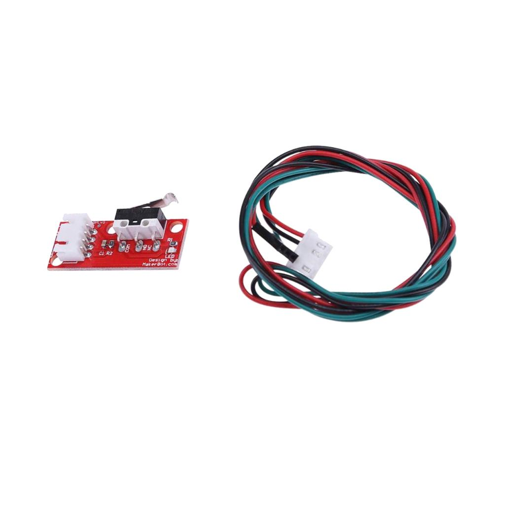 Mechanical Endstop Limit Switches With 70cm Cable For Ramps 14 3d Printer Photoelectric Stop Switch Buy 1 Of 7