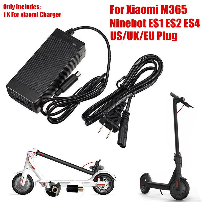 For Xiaomi M365 Ninebot ES1 ES2 ES4 Battery Charger Faster charging