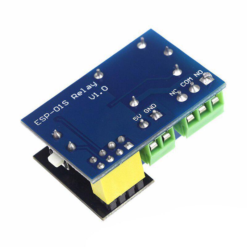 ESP-01S 5 V relais Module for ESP8266 Remote Switch Smart Home toi Téléphone App À faire soi-même