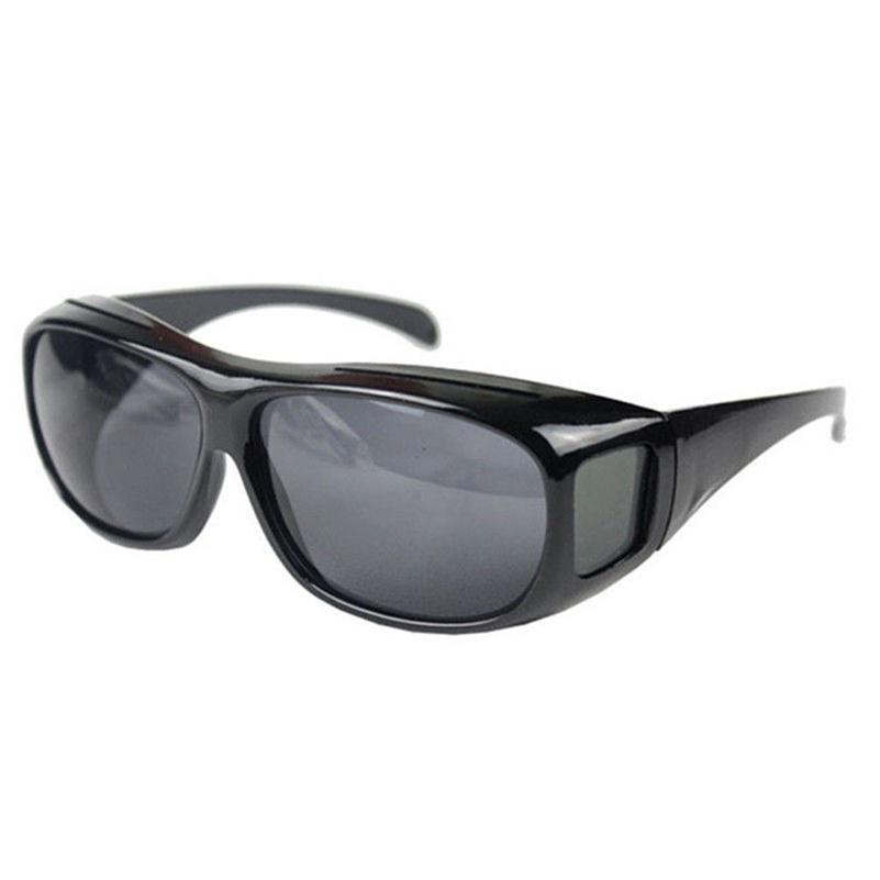 434ad6daf3c Optic Night Vision Driving Anti Glare HD Glasses UV Wind Protection ...