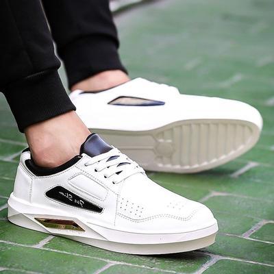 d2f204d52 Корейская версия мужская обувь Мужская повседневная обувь, спортивная обувь  мода обувь с толстым дном студент