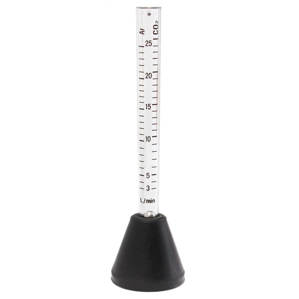 Argon Co2 Gas Durchflussmesser Tester Skala Für Mig Wig Schweißer Brenner