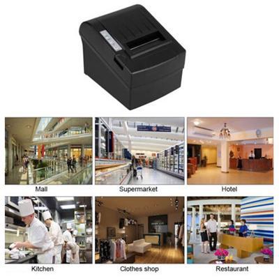 Zj-5890T 58Mm Thermal Printer 58Mm Thermal Receipt Printer