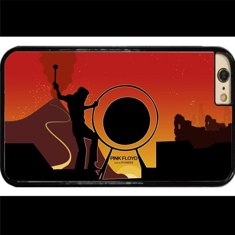 Pink Floyd Rock Band case for iPhone 5 5s 6 6s 7 8 Plus X Samsung Galaxy S7/S6/S5/S8 Phone Cases