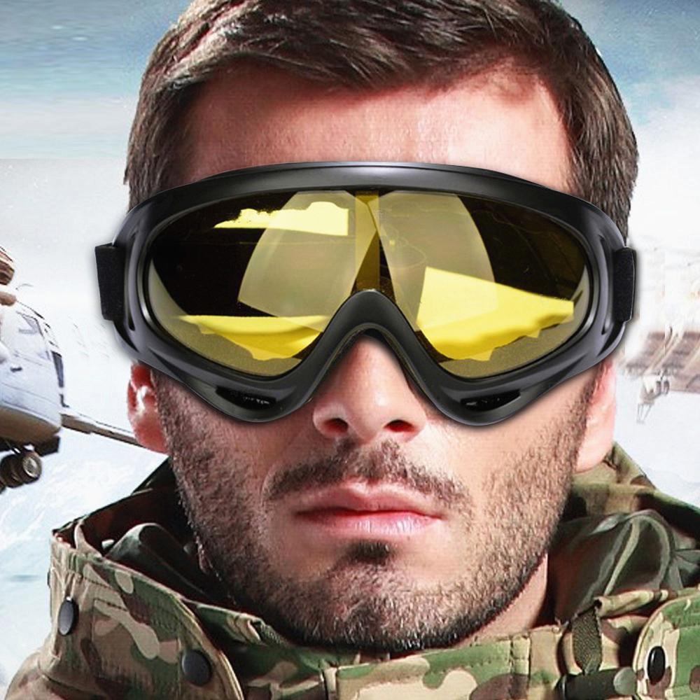 Велоспорт очки лыжи сноубординг защитные очки очки анти нуля – купить по низким ценам в интернет-магазине Joom