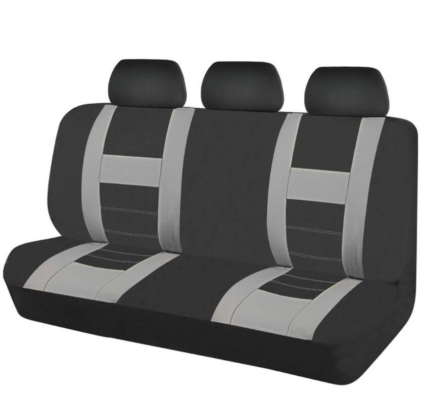 One Piece Cover CAR PASS Rainbow Ethnic Style Universal Fit Two Front Car Seat Covers,Fit for most of suvs,sedans,trucks,sedans