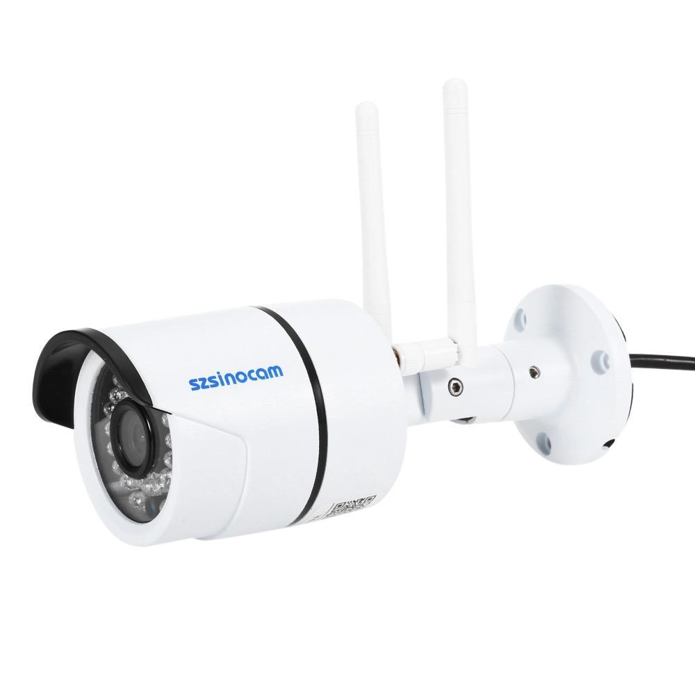 Szsinocam SZ - IPC - 7032SW 1 0MP WiFi IP Camera Security System 720P  Motion Detection Waterproof-buy at a low prices on Joom e-commerce platform