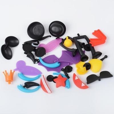 36pcs accessories/lot DIY education bunchems magic ball toys Mega pack accessories