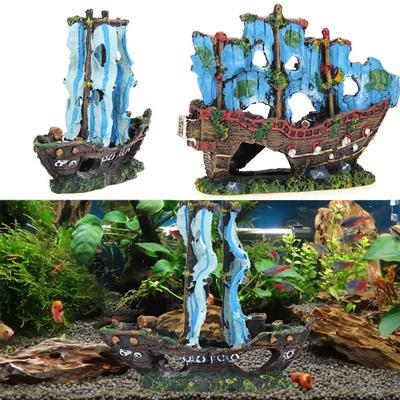 Buy Cheap Pirate Aquarium Decoration Low Prices Free Shipping