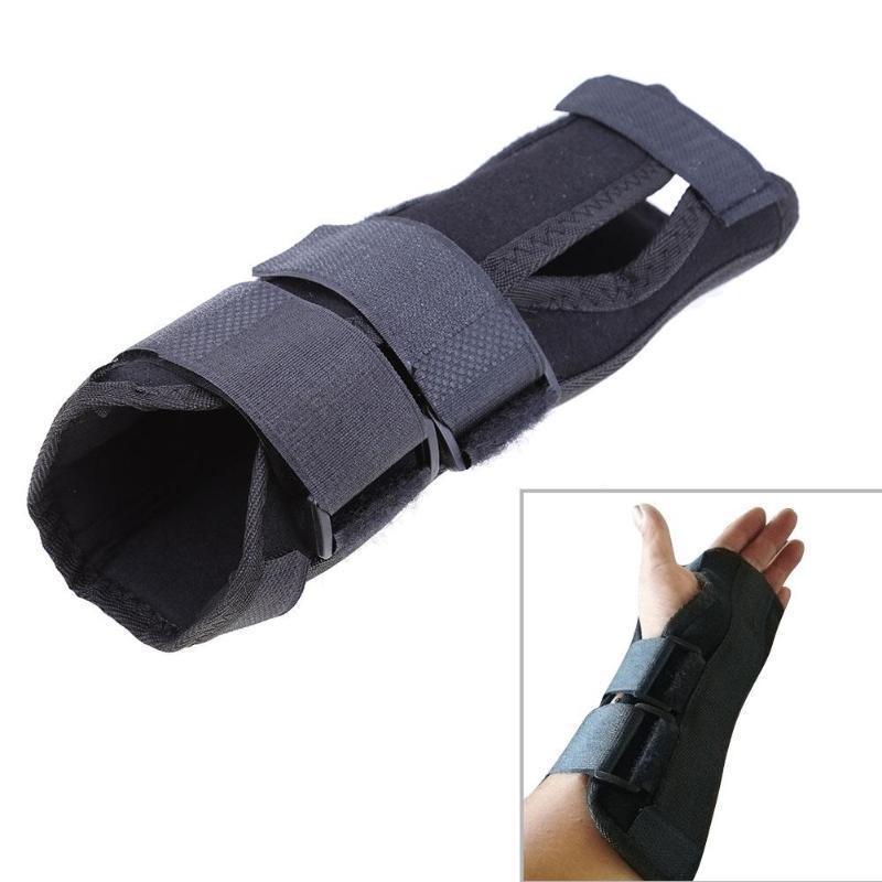 Médico muñeca fijación soporte apoyo férula para fractura de daño ... 914185eed840
