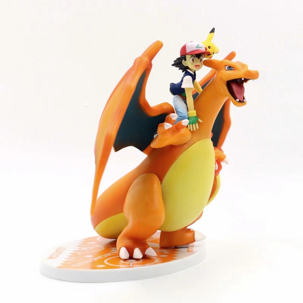 24pcs TV Movie Anime Pokemon Action Figures Kids Xmas Gift Toys Free Shipping