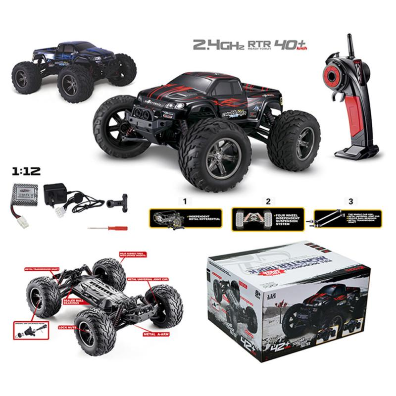 1//12 Radio Remote Control Car  9115 High Speed RC 2.4Ghz 2WD Off Road Buggy