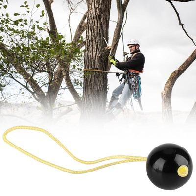 Duty 15KN Climbing Rope Grab Protecta for Caving   Tree Rigging