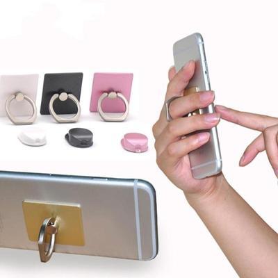 Universal 360 grados rotación dedo anillo soporte soporte soporte de coche para teléfonos móviles