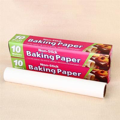 Масло или бумага для выпечки