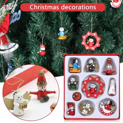 Details about  /Christmas Plush Angel Hanging Elk Pendant Child Gift Cute Doll Xmas Tree Crafts