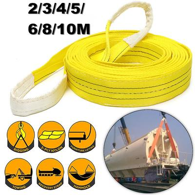 3000KG Pulling Strop 3T 3M Heavy Duty Recovery Tow Strap