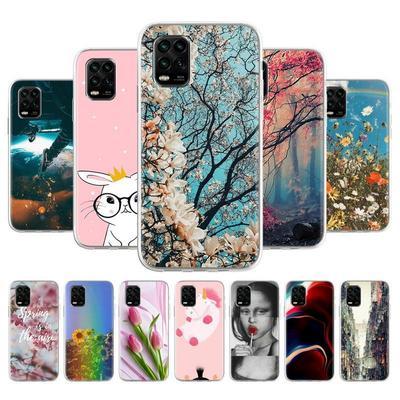 Soft TPU Phone Shell Protect Case for Xiaomi Mi 10 Lite 5G 10 Youth 10 Lite Zoom Mi 10 Ultra Poco X3 NFC Redmi 9 9C for Xiaomi Phone Cover