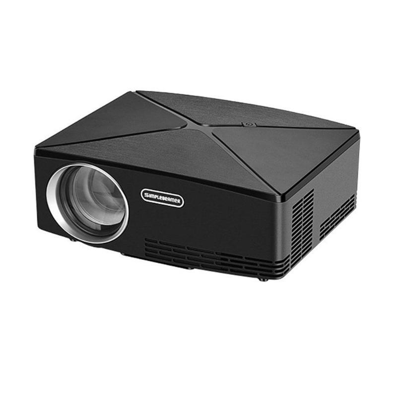 7000LM Multimedia 4:3//16:9 2000:1 FHD 1080P Projector Home Cinema HDMI VGA USB