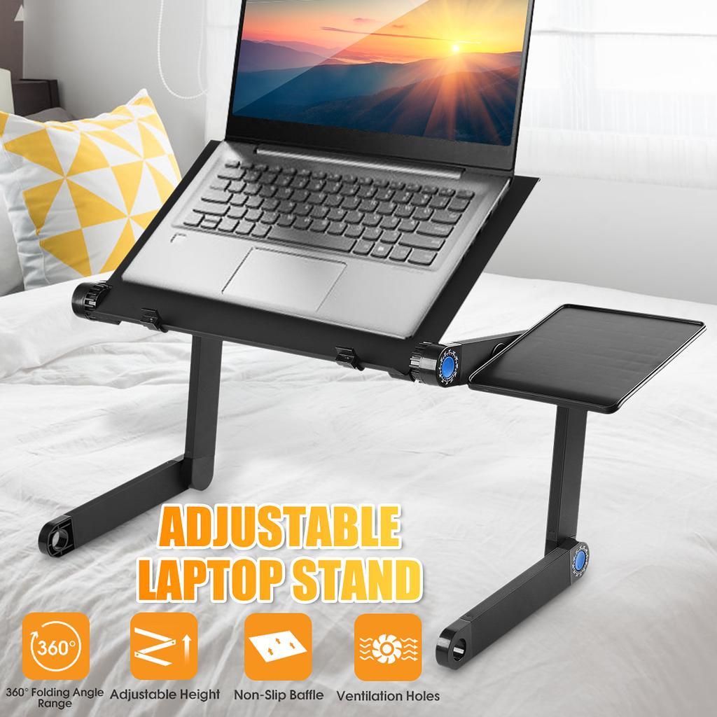 складной столик для ноутбука прикроватный