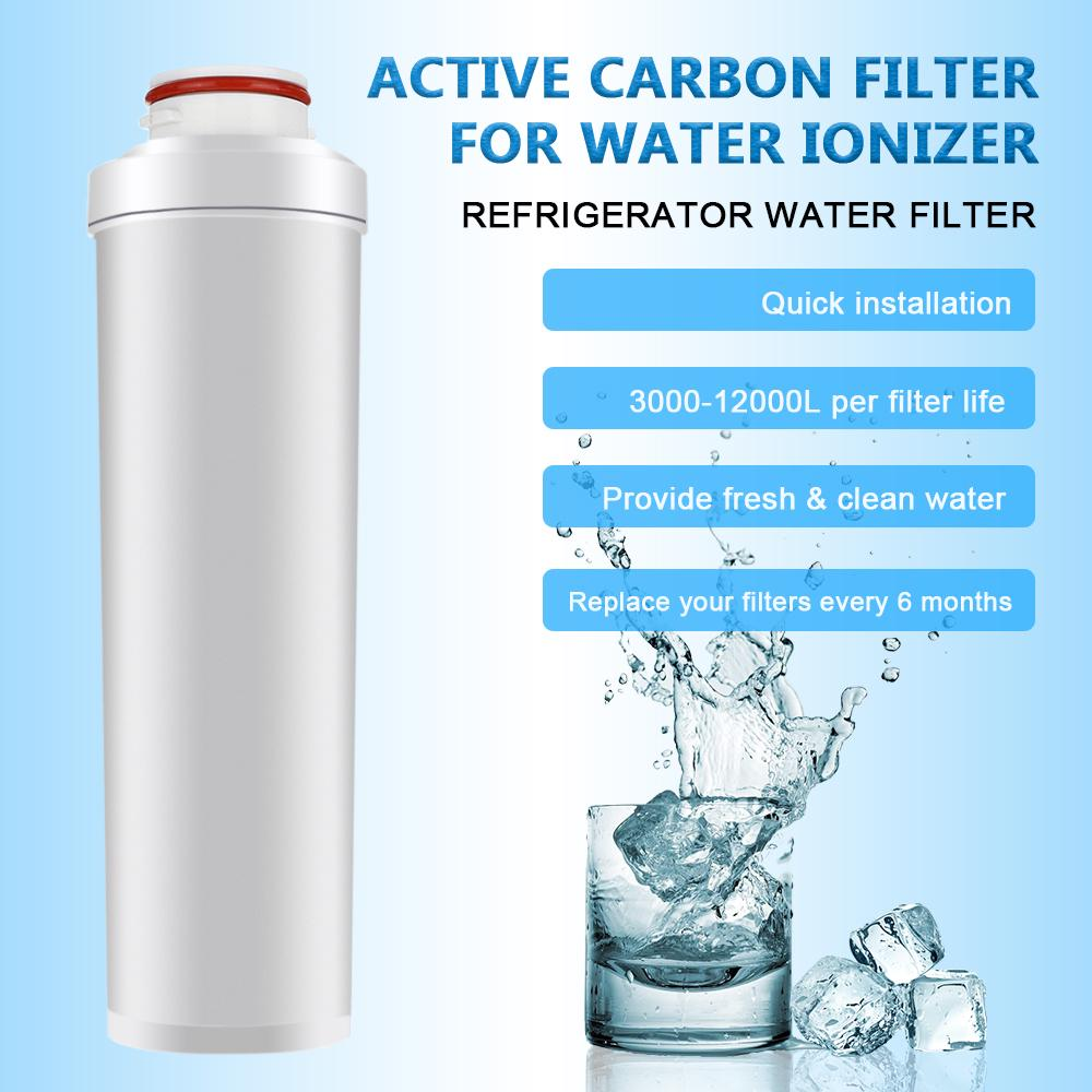 AUGIENB Replacement Filter Internal Active Carbon Filter For the Water