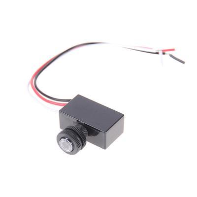 AC80~277V Photocell Dusk to Dawn Button Photo Control Eye Switch Flush Mount ASS