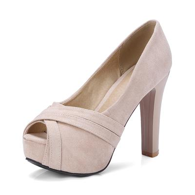 -43% · 4.3Price  46 Price  81. Big Size 33-46 Sexy Ladies Shoes Women Peep Toe  High Heel Pumps Thick Bottom Platform Party Shoes 3033231bca6d