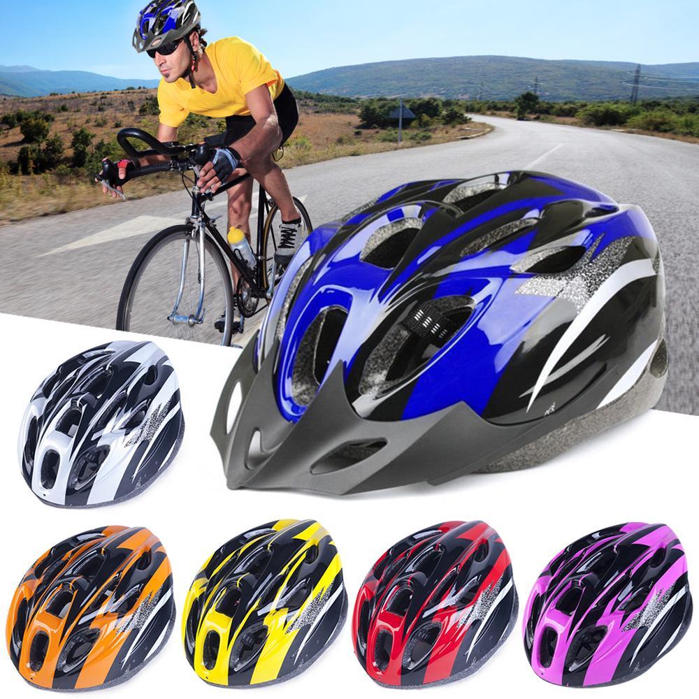 Men Ladies Adults Bicycle Helmet BMX MTB Sport Cycling Mountain Sport Adjustable