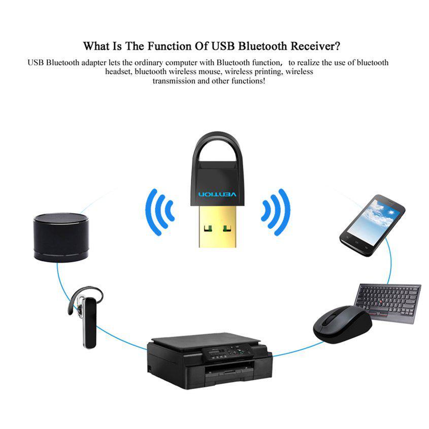 Usb-приемник bluetooth беспроводная беспроводная связь usb-приемник  bluetooth 4 0 адаптер передатчика тр